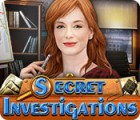 Permainan Secret Investigations