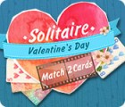 Permainan Solitaire Match 2 Cards Valentine's Day