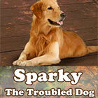 Permainan Sparky The Troubled Dog