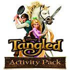 Permainan Tangled: Activity Pack