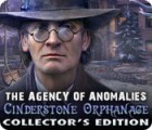 Permainan The Agency of Anomalies: Cinderstone Orphanage Collector's Edition