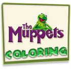 Permainan Muppets film Mewarnai