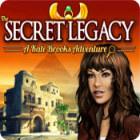 Permainan The Secret Legacy: A Kate Brooks Adventure
