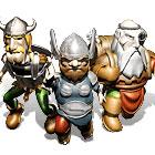 Permainan The Tale of 3 Vikings