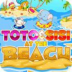 Permainan Toto and Sisi At The Beach