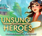 Permainan Unsung Heroes: The Golden Mask Collector's Edition
