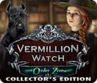 Permainan Vermillion Watch: Order Zero Collector's Edition