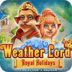 Permainan Weather Lord: Royal Holidays. Collector's Edition