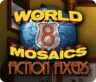 Permainan World Mosaics 8: Fiction Fixers