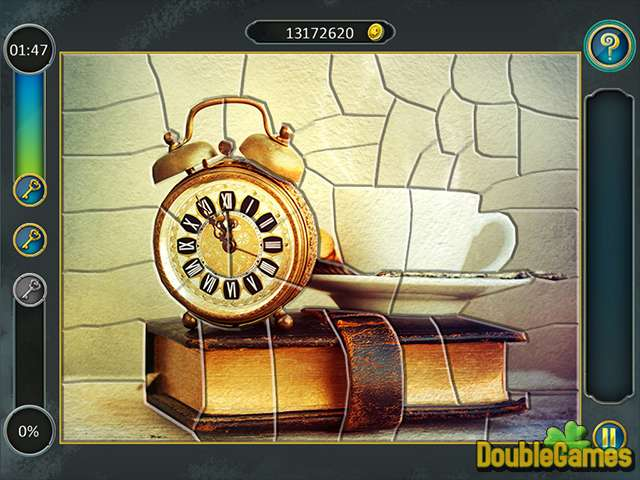 Layar unduh gratis Alice's Jigsaw Time Travel 1