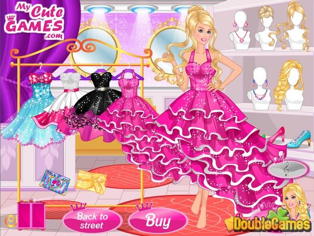 Barbie Dreamhouse Shopaholic Online Game