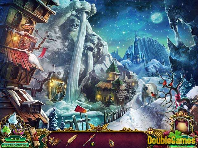 Free Download Dark Strokes: The Legend of Snow Kingdom. Collector's Edition Screenshot 2