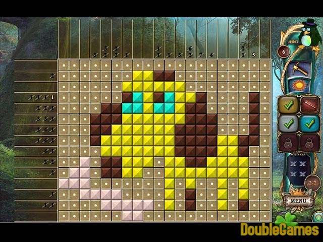 Layar unduh gratis Fantasy Mosaics 16: Six colors in Wonderland 3