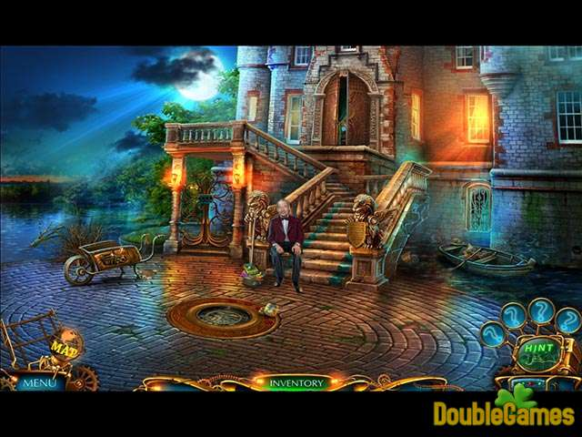 Layar unduh gratis Labyrinths of the World: Shattered Soul 1