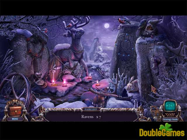 Layar unduh gratis Mystery Case Files: Dire Grove, Sacred Grove Collector's Edition 1