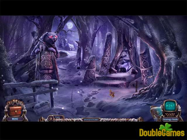 Layar unduh gratis Mystery Case Files: Dire Grove, Sacred Grove Collector's Edition 2
