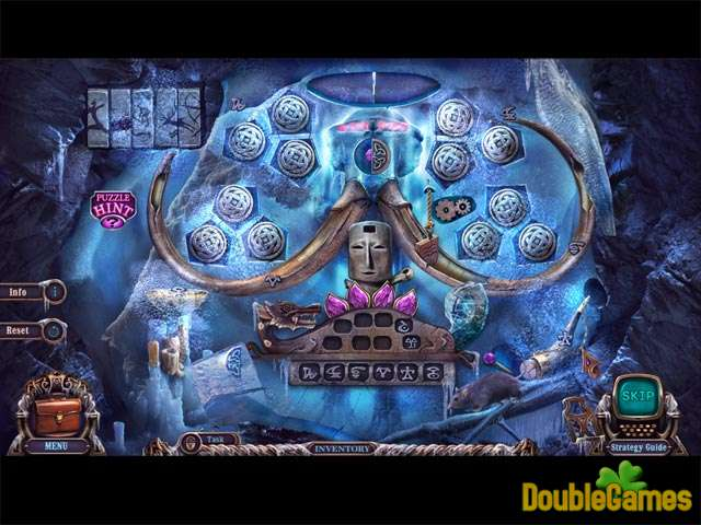 Layar unduh gratis Mystery Case Files: Dire Grove, Sacred Grove Collector's Edition 3