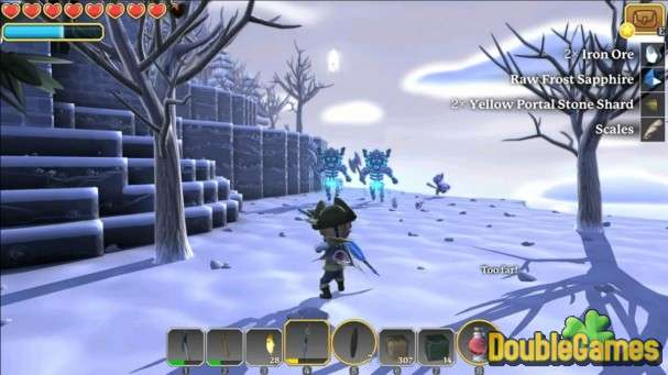 Free Download Portal Knights Screenshot 9