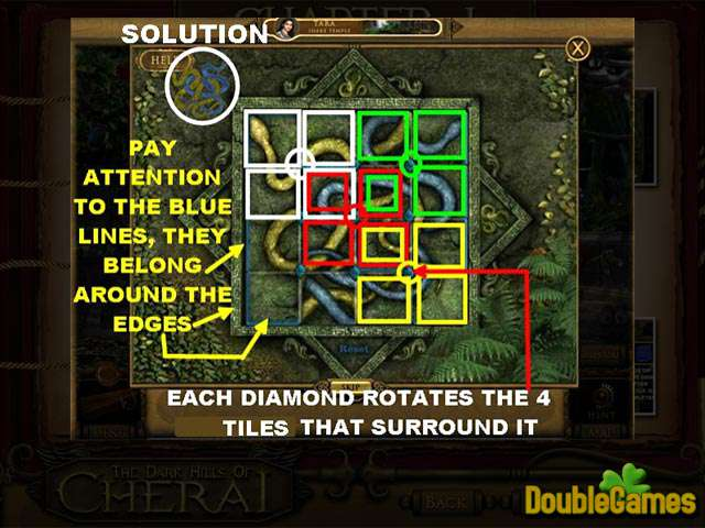 Free Download Dark Hills of Cherai Strategy Guide Screenshot 3